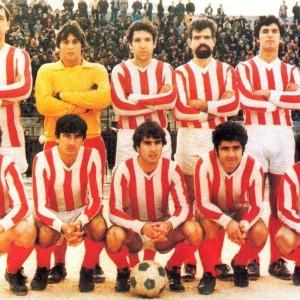 Ομάδα 1974-1975 Αθηναϊκος
